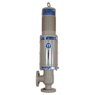 YF 3010 Choked Flow Gas Valves 1 Inch