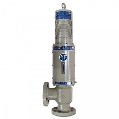 YF 3010 Choked Flow Gas Valves 2 Inch