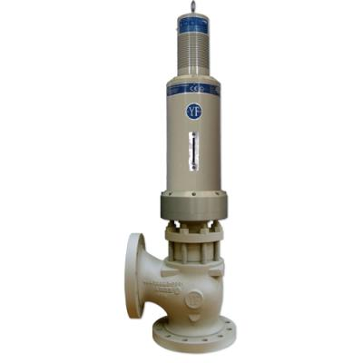 YF 3010 Choked Flow Gas Valves 6 Inch