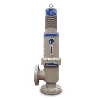 YF 3010 Choked Flow Gas Valves 3 Inch