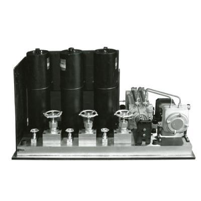7010 Second Stage Nozzle Actuators