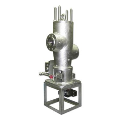 7552 Series Liquid Fuel Stop Valve Assembly