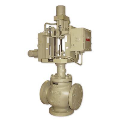 8550 Series Gas Splitter & Transfer Valves