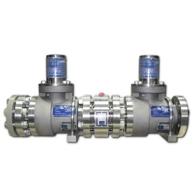 9200 Series Isolation Valve Double Block & Bleed