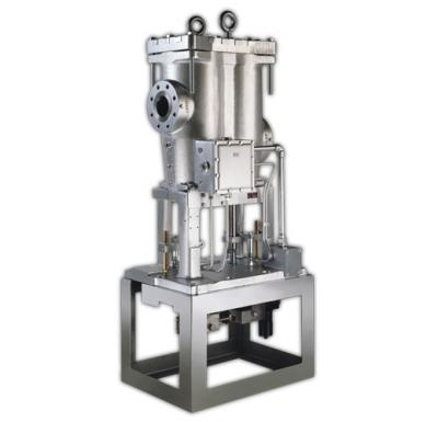9500 Series Frame 5 & 6 Combined Stop/Speed Ratio & Control Valve